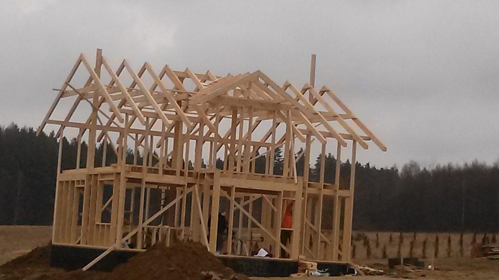 konstrukcje szkieletowe szwedzki dom pl